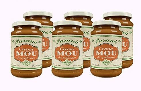 Crema Mou Parana' (confezione da 6pz)