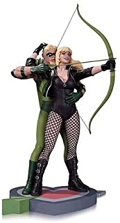 DC Collectibles Green Arrow and Black Canary Statue