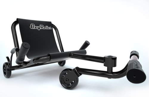 EzyRoller Classic Ride On - Black