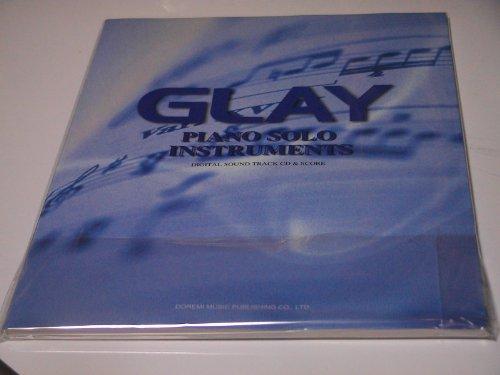 GLAY/ピアノインストゥルメンツの詳細を見る