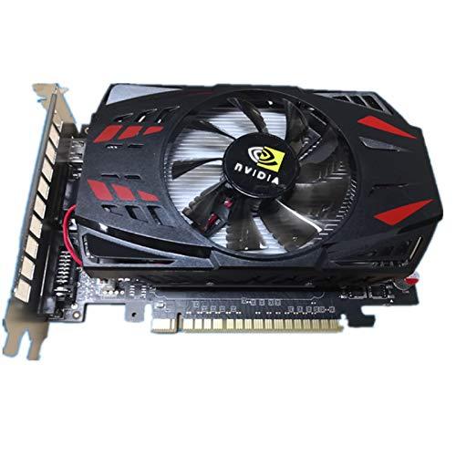 lizeyu GT730 gráficos, ordenador de sobremesa de 4 GB independiente, DDR5 tarjetas gráficas