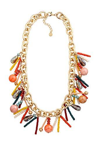Lizas Kette mit vielen Anhängern Halskette 26821