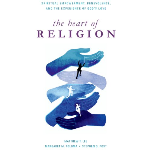 The Heart of Religion audiobook cover art