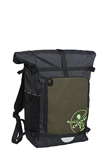 Chiemsee Bags Collection Schulrucksack, 50 cm, 9010 Black/White