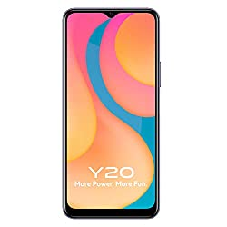 Vivo Y20 (Dawn White, 4GB RAM, 64GB Storage) with No Cost EMI/Additional Exchange Offers,Vivo,vivo 2029