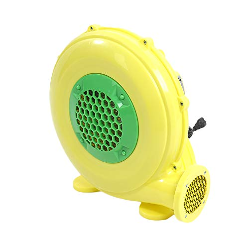 Hommoo Air Blower Pump Fan Commercial Inflatable Bounce House Blower for Bouncy Castle,Water Slides,Jumpers (480 Watt 0.64 HP)