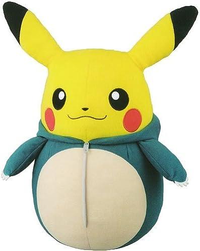 ¡no ser extrañado! Pikachu sleeping bag collection Mecha big stuffed Snorlax Snorlax Snorlax (prize)  mas barato