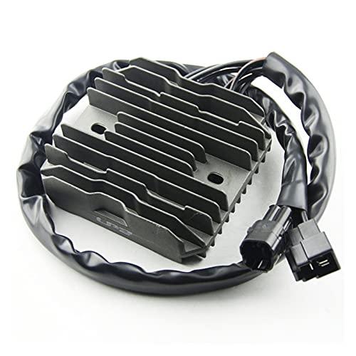WUYING Rectificador regulador de Voltaje de Motocicleta FIT for Suzuki GSX1300...