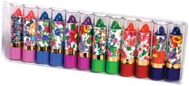 Aloe Vera Color Change Mood Lipstick Assorted Lipsticks 12pc product image