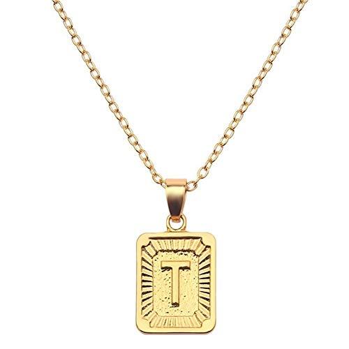 YUNGYE Pendant Collar for Regalos de Oro de Las Mujeres del Color...