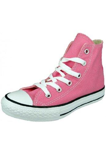 Converse Chucks Kinder 7J234C AS HI CAN Pink, Groesse:22 EU