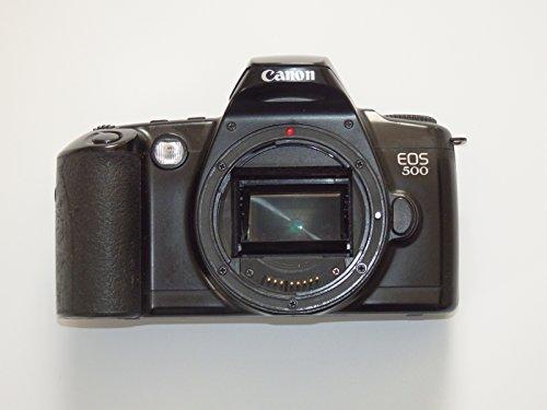 Canon EOS 500Caja Body SLR de cámara réflex cámara Analog