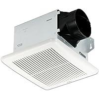 Delta Electronics Ltd. Breez Integrity Series 80 CFM 1.3 Sones Wall or Ceiling Bathroom Exhaust Fan (ITG80)