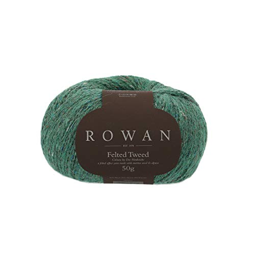 Rowan Felted Tweed DK 801 Hillside Green