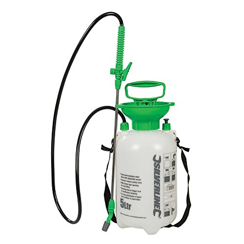 Silverline 675108 Pressure Sprayer, 5 L, Assorted Color