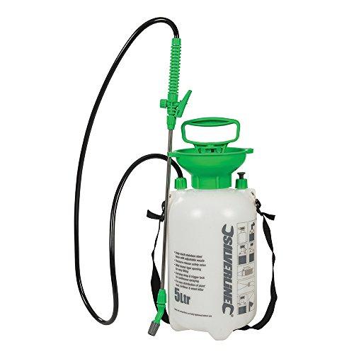 Silverline 675108 - Bomba de pulverizador de mochila, capacidad 5L, colores surtidos