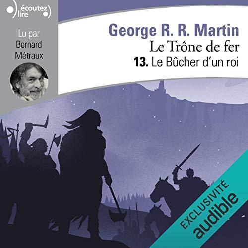 Page de couverture de Le Bûcher d'un roi
