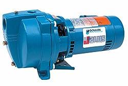 cheap Gools Pump J5S Shallow Jet Pump, 115 / 230V, 1/2 HP