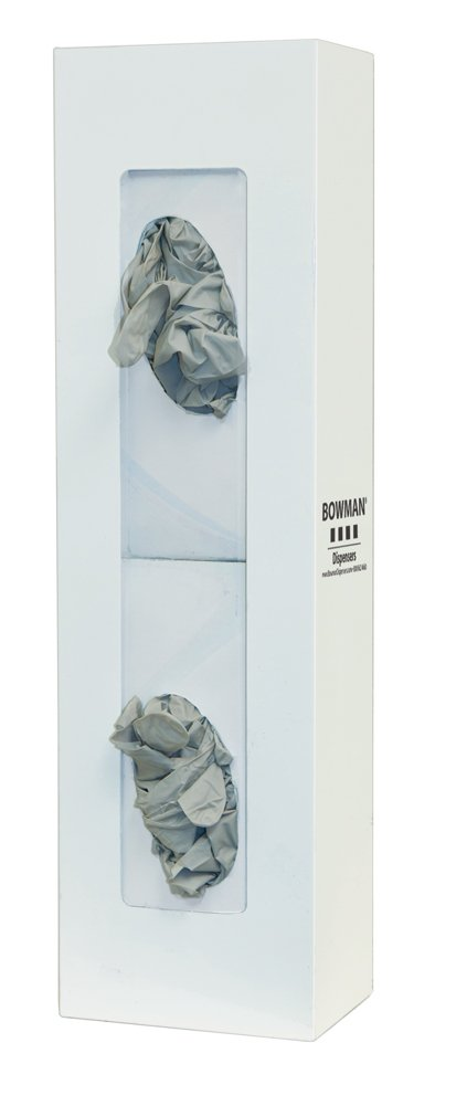 MediChoice Omaha Mall Glove Box Dispenser Oakland Mall Double x 5.625 End-to-End 20.06
