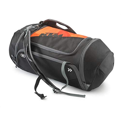 KTM - Borsa sportiva originale per KTM Orange Duffle Bag