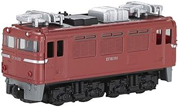 Bトレインショーティー EF81形 ローズピンク (機関車1両入り) プラモデル