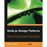 Node.js Design Patterns by Mario Casciaro(2014-12-31)