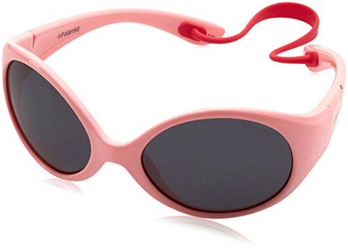 Polaroid PLD 8010/S Y2 NM9 47 Gafas de sol, Rosa (Ivory Pink/Grey Pz), Unisex Niños