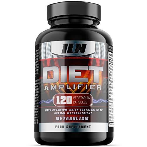 Diet Amplifier - Full Spectrum Diet Support - 120 Capsules