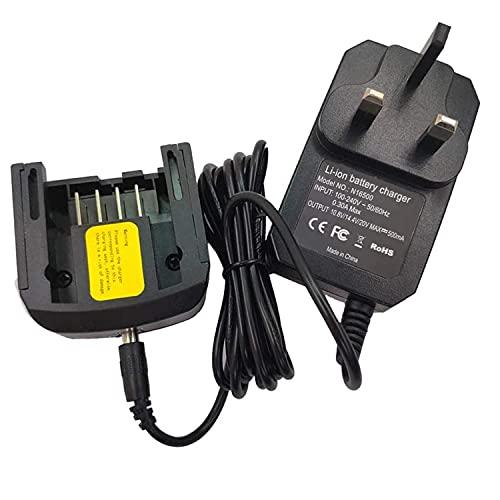 LCS1620 LBXR20 Replacement For Black&Decker Li-ion Battery Charger, For Black&Decker 10.8V 14.4V 18V 20V MAX Lithium-Ion Batteries LBXR20-OPE LB20 LBX20 LBX4020 LB2X4020 LBXR2020-OPE BL1514 LBXR16