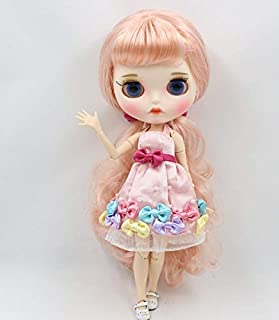 Studio one Colour Butterfly Candy Dress Cloth for 12 inch Doll Blyth Doll 1/6 BJD Doll
