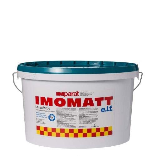 IMparat Imomatt e.l.f. weiß 5l - matte Latexfarbe