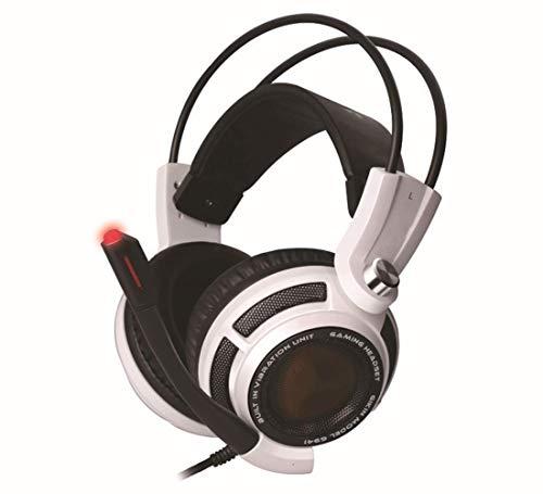 XHN Casque de Jeu stéréo pour Xbox One, PC, PS4, Son Surround Bass Surround Écouteurs Haute Performance avec Microphone à Bascule Compatible Nintendo Switch et Playstation 4 Pro