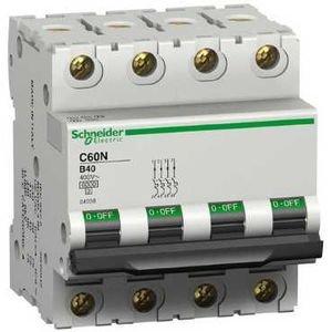 miniature circuit breaker Multi 9 C60N 4 marca SCHNEIDER