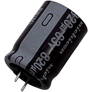 2700/µF 50V 105/°C ; UPW1H272MHD ; 2700uF 5x Electrolitico Condensador rad