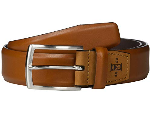 Allen Edmonds Glass Ave Men's Belt, Walnut, 32