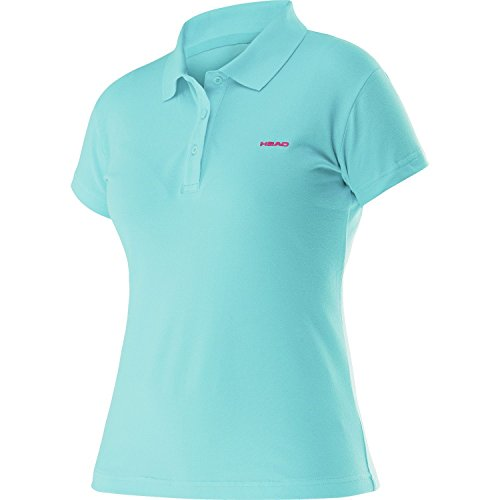 HEAD Transition Mary Polo Turquoise Taille XS