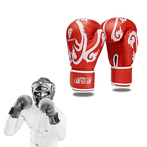 AOOCEEH Guantes Boxeo Desodorante Guantes Boxeo Guantes Boxeo Mujer Guantes De Boxeo...