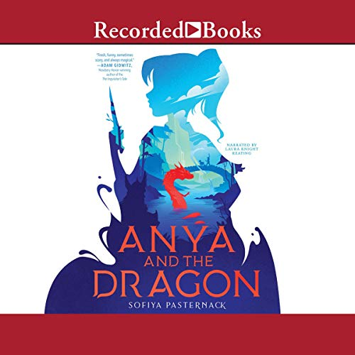 Anya and the Dragon Titelbild