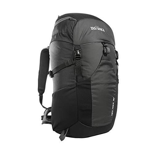 Tatonka Hike Pack 32 Sac à dos de randonnée unisexe pour adulte, Mixte - Adulte, Sac à dos pour randonnée, 1555, noir, 32 Liter