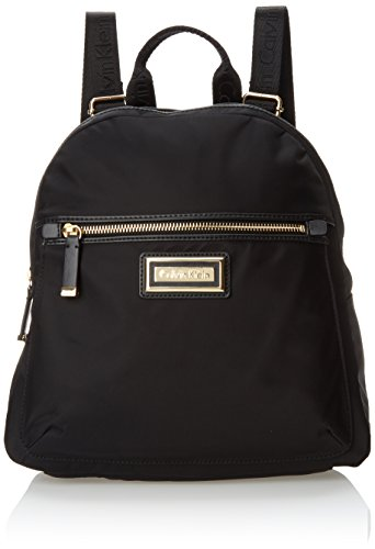 Calvin Klein Belfast Key Item Nylon Backpack, Brn Khk Photoprint