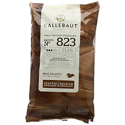 callebaut select milk 823 chocolate callets 1 kg Callebaut Select Milk 823 Chocolate Callets 1 kg 41MnRKYkEcL