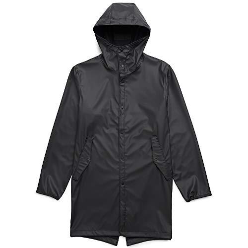 Herschel Rainwear Poly Fishtail Black Black Black