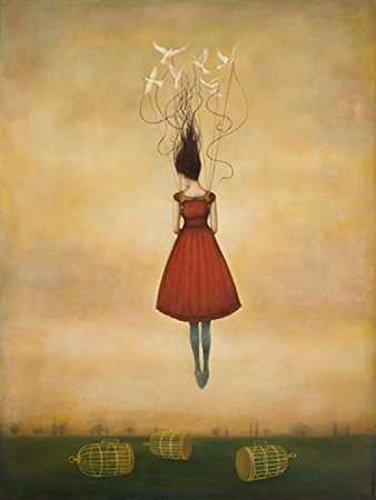 Posterazzi Suspension of Disbelief Poster Print by Duy Huynh, (18 x 24)