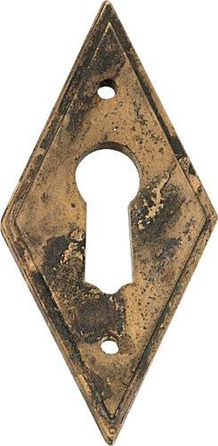 Schlüsselblatt Biedermeier 55 x 27 - Qualität aus Europa seit 1998