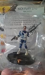 Marvle Heroclix Captain America Nick Fury LMD BIBTB LE