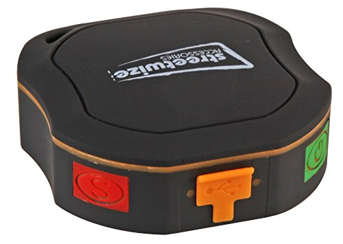 Streetwize Personal Vehicle Gps Tracker SWTRACK1