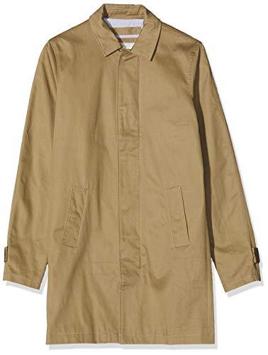 ONLY & SONS Herren onsNEUER Coat NOOS Mantel, Beige (Lead Gray), X-Small
