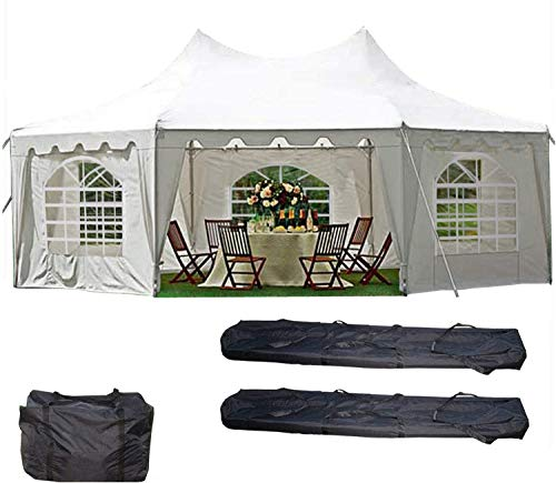 Decagonal Wedding Party Tent Canopy Gazebo