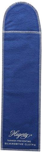 Hagerty 19200 Flatware Bag, Blue