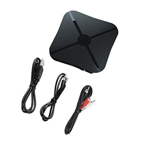 balikha Transmisor de Audio Auxiliar Portátil 2 en 1 Bluetooth 3.5Mm para Computadora